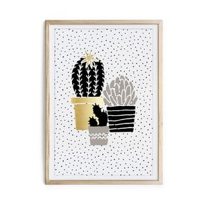 Obraz Really Nice Things Cactus Family, 40x60 cm