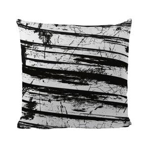 Poduszka Black Shake Cracking, 50x50 cm