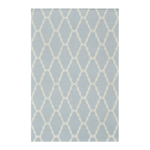 Ręcznie tkany dywan Venus Silver, 155x240 cm