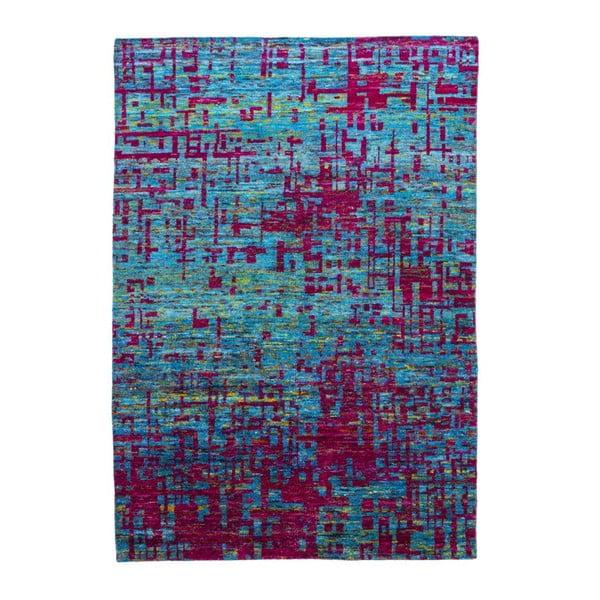 Dywan Maharani 830 purpurowy, 80x150 cm