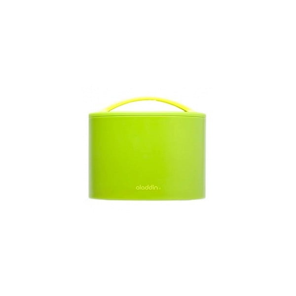 Pojemnik termiczny na żywność Bento 600 ml, limetkowy