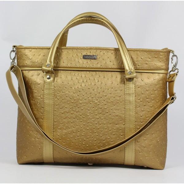 Torebka Dara bags Futurio Classic Big Gold