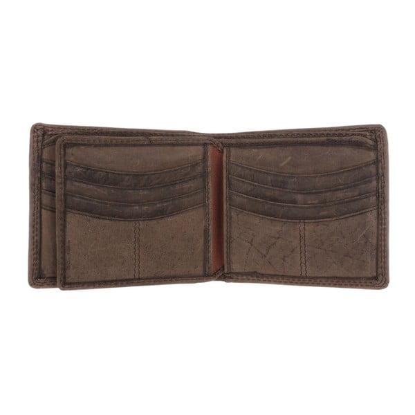 Skórzany portfel Benedict Distressed Vintage