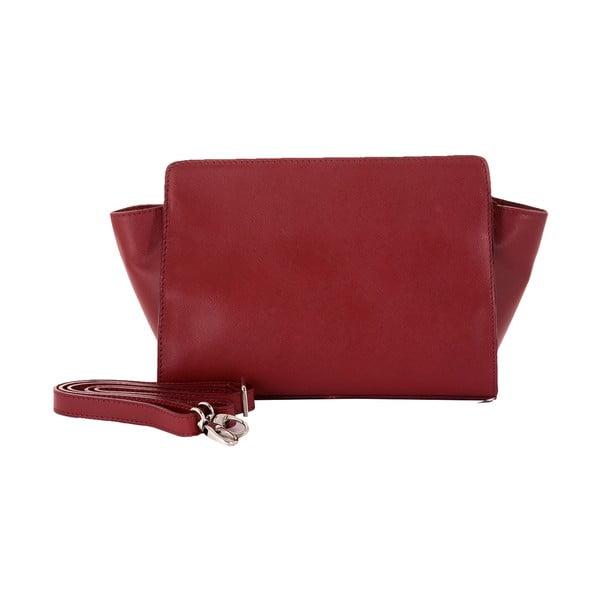 Skórzana torebka Andrea Cardone 2022 Ruby Red
