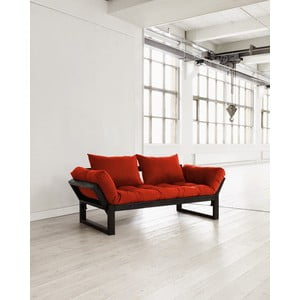 Sofa Karup Edge Black/Red