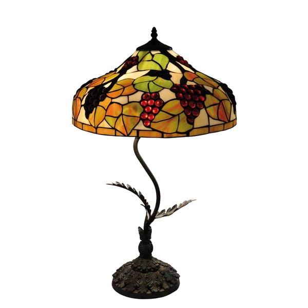 Lampa stołowa Tiffany Fruit