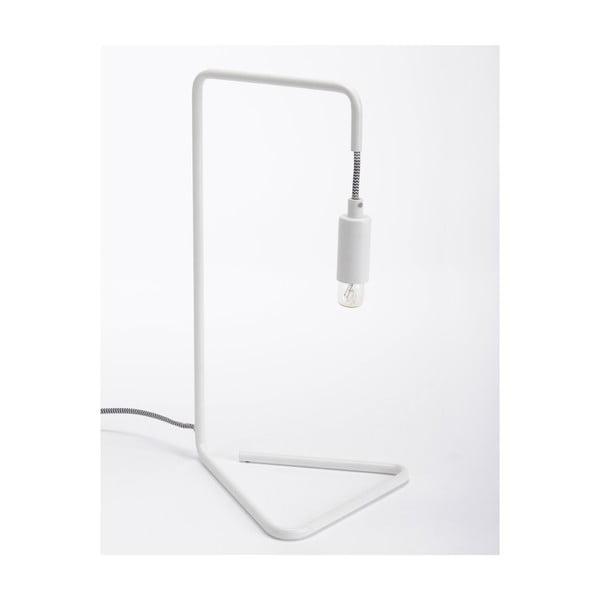 Lampa stołowa Bureau Lampe, biała