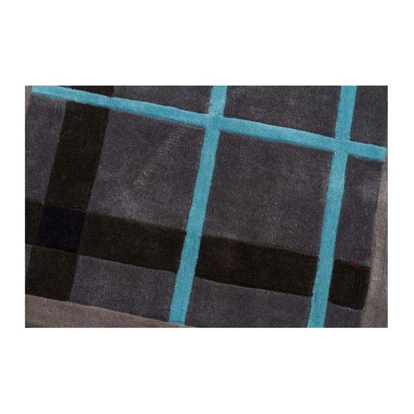 Dywan Weave Grey Blue, 80x150 cm