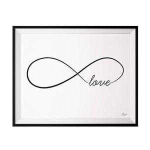 Plakat Infinity, 40x50 cm
