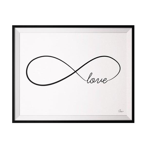Plakat Infinity, 50x70 cm