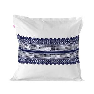 Poszewka   na poduszkę Happy Friday Embroidery, 60x60 cm