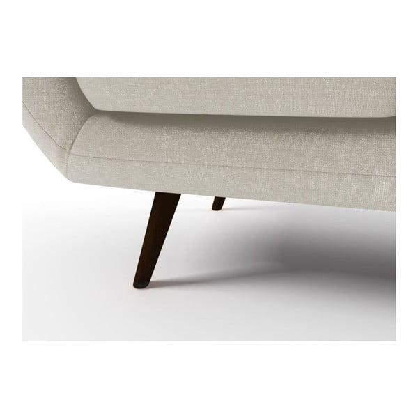 Beżowa   sofa trzyosobowa Wintech Azurre Soro