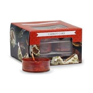 Zestaw 12 tealight Goose Creek Ciasto marchewkowe