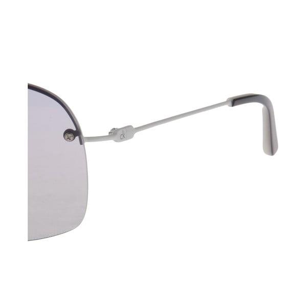Damskie okulary przeciwsłoneczne Calvin Klein 270 White/Black