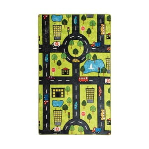 Dětský koberec Green City, 140x190cm