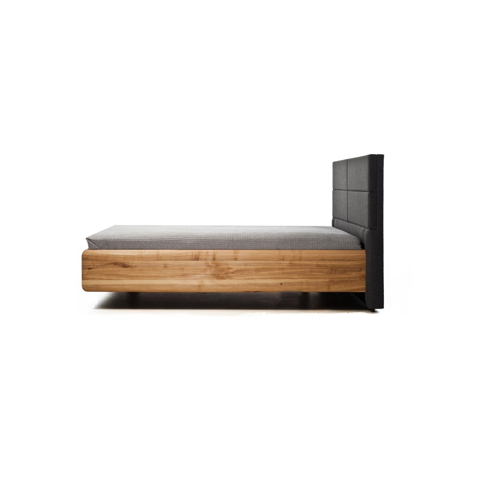 ko mazzivo boxspring 200x200 cm olcha zaimpregnowana. Black Bedroom Furniture Sets. Home Design Ideas