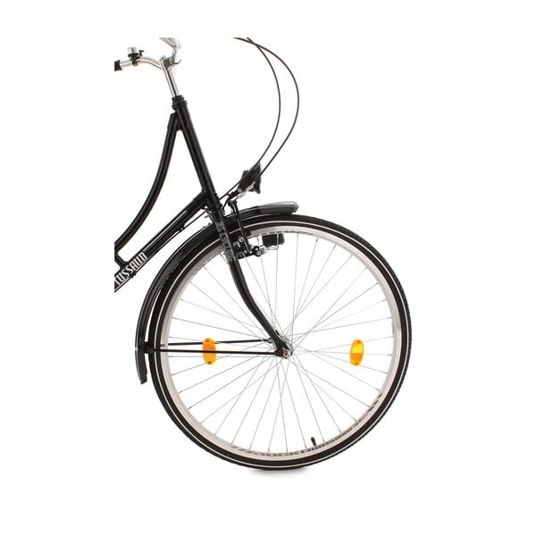 """Rower Tussaud Bike Black, 28"""", wysokość ramy 54 cm"""