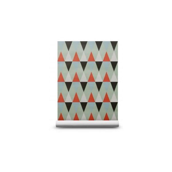 Tapeta Nova Mint, 1000x52 cm