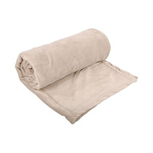 Pled Supersoft Cream, 130x170 cm