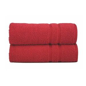 Ręcznik Sorema Basic Red, 30x50 cm