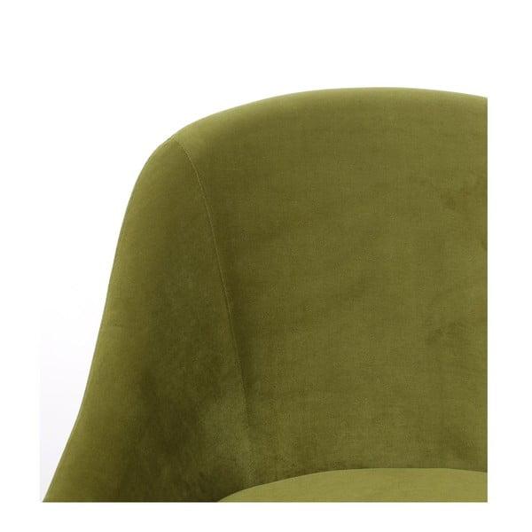 Fotel Herman Olive Green