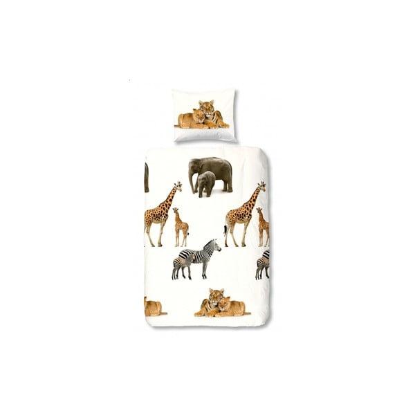 Pościel dziecięca Young & Wild, 140x200 cm