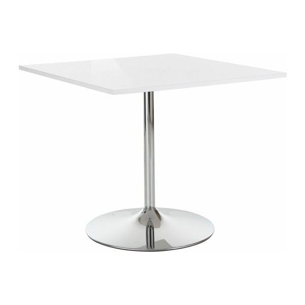 Stół do jadalni z białym blatem Støraa Trent