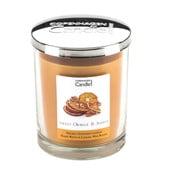 Świeczka zapachowa o zapachu pomarańczy i bursztynu Copenhagen Candles Sweet, czas palenia 40 godz.