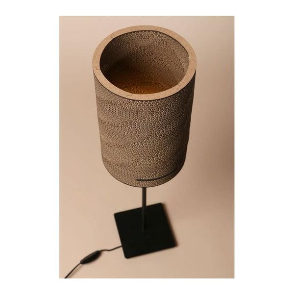 Kartonowy abażur Cylinder, 20 cm