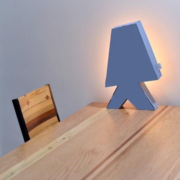 Kartonowa lampa Delft