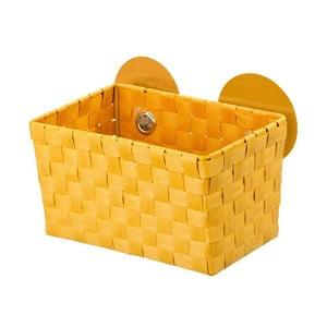 Koszyk z przyssawkami Fermo, pomarańczowy