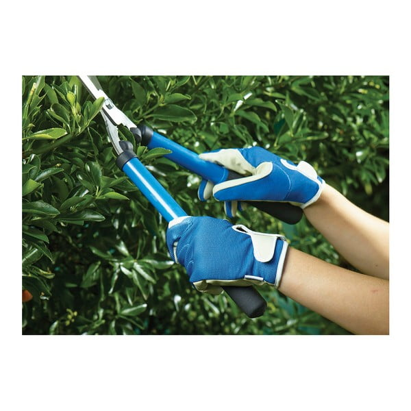 Rękawice ogrodnicze Lady Gardener Petrol