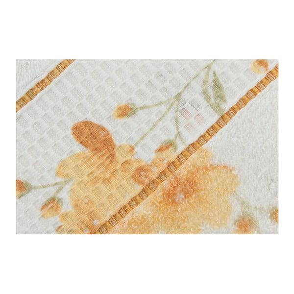 Zestaw 2 ręczników Camene Yellow, 50x90 cm