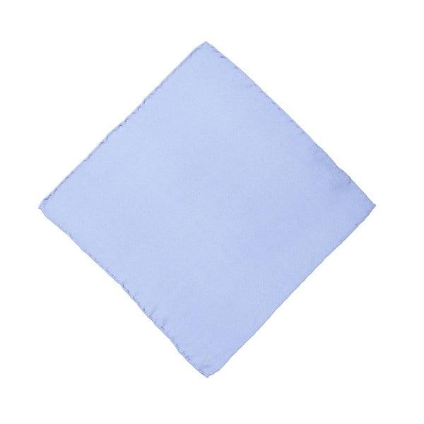 Zestaw muszki i poszetki Bright Blue