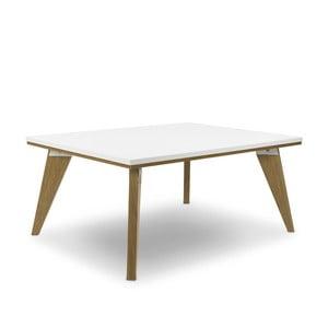 Biały stolik SKANDICA Jorgen
