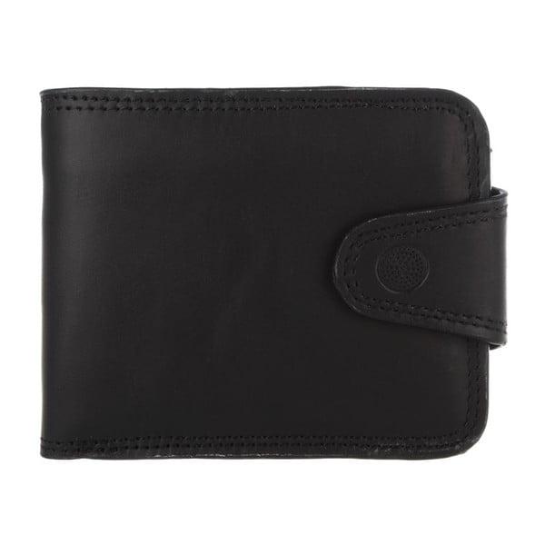 Skórzany portfel Art Oxford Black