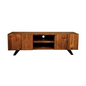 Stolik pod TV z drewna akacjowego LABEL51 Temba