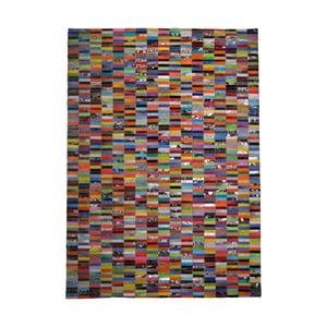 Skórzany dywan Christine, 140x200 cm