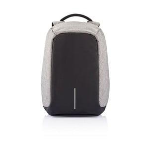 Szary plecak antykradzieżowy XD Design Bobby