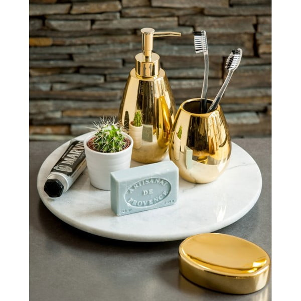Kubek na szczoteczki Premier Housewares Magpie Gold