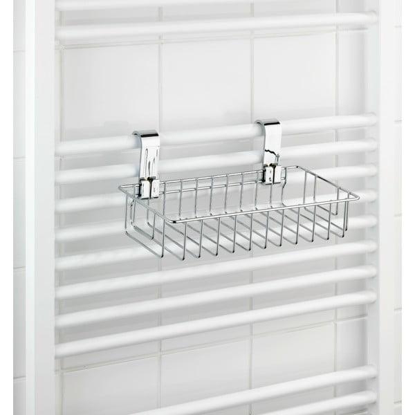 Półka do zawieszenia na grzejnik łazienkowy Universal, 30 cm