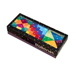 Podarunkowy zestaw skarpet Ballonet Socks Pattern, rozmiar 36-40
