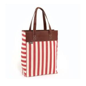Torba płócienna Shopping Bag, czerwona