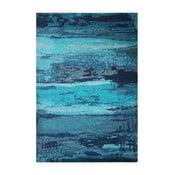 Niebieski dywan Eco Rugs Conan, 135x200cm