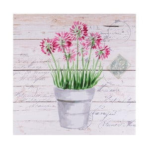 Obraz Pink Flower, 40x40 cm