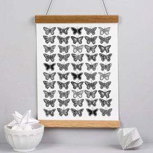 Plakat Karin Åkesson Design Butterfly, 30x40 cm