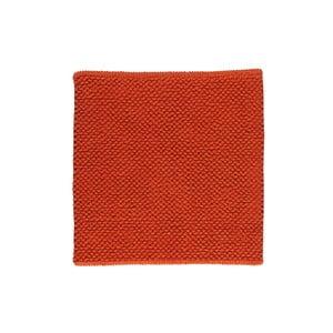 Dywanik łazienkowy Dotts Red, 60x60 cm