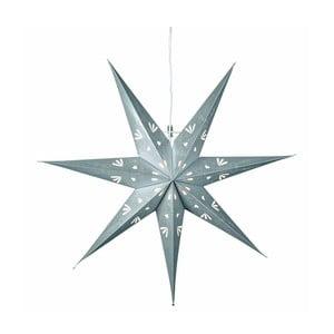 Gwiazda świecąca Metasol Grey, 70 cm