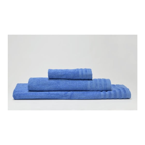 Zestaw 3 ręczników Flamenco Medio