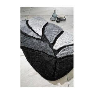 Dywanik łazienkowy Arus Black, 60x100 cm